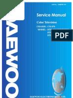 Daewoo - Philco Chasis Cm-870