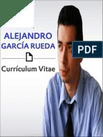 Curriculum Vitae Alejandro Garcia Rueda