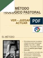 Método Teológico VER-JUZGAR-ACTUAR