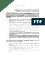 Análisis DAFO aplicando técnicas cuantitativas