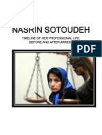 Nasrin Sotoudeh -timeline-  by wluml