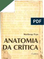 Anatomia da crítica - Northrop Frye