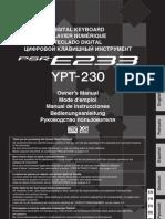 Yamaha Psr e233