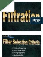 Filtracion Beta Ratio