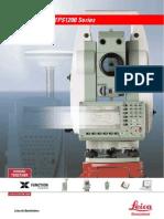 TPS1200 Equipmentlist Es
