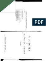 Mário Ferreira dos Santos - Filosofia e História da Cultura - 1º livro completo
