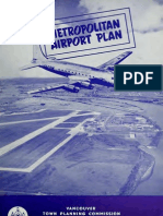 Vancouver Airport History