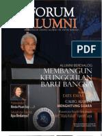 Forum Alumni No. I, April-Mei '09