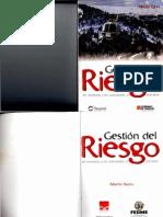 Gestion Del Riesgo