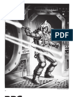 Star Frontiers Into the Void - Adventure