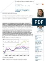 Going beyond the mystery of Italy's price-competitiveness indicators _ vox