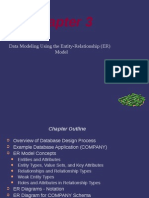 Ch3 ER Diagrams