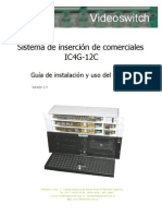 Manual Instalacion IC4G-12C V2.1a