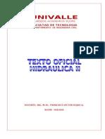 Texto Básico de Hidráulica II