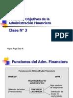 3 Razones Financieras