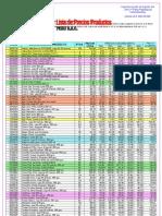 Lista Alfab. Con Descuento Marzo 2013