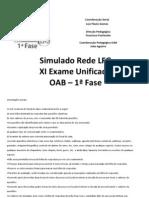 Questoes XI Exame