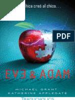 Eve y Adam - Michael Grant y Katherine Applegate -Traducholics