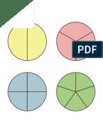 Cutout Fractions