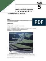 Geomorfologia Fluvial e Hidrografia Aula 5