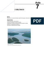 Geomorfologia Fluvial e Hidrografia Aula 7