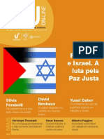 Palestina e Israel a Luta Pela Paz