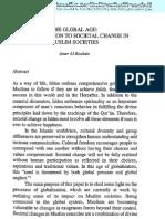 Towards Forming an Islamic Methodology of Religionswissenschaft the Case of Al-Biruni