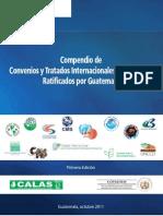 Compendio de Tratados Internacionales Para Guatemala