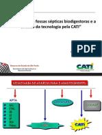 Fossa Septica Biodigestora Modelo Cati