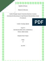 TECNOLOGIA EDUCATIVA  AUDIOVISUAL.docx