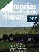 Memorias Curso en Ecologia y Conservacion de La Biodiversidad Neotropical