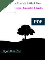 Thùng rượu Amontillado - Edgar Allan Poe