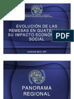 Evolucion de Las Remesas en Guatemala-VLozano-OIM