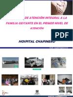 09 Programa Atencion Integral a Familia Gestante en 1er Nivel de Atencion