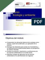 Ecologia Medio Ambiente Lectura
