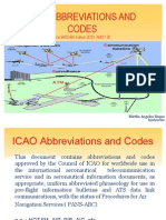 ICAO Abbr Codes