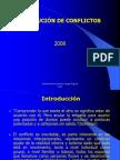 Presentacion Resolucion de Conflictos 2