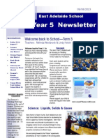 term 3 newsletter