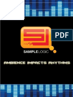 Sample Logic A.I.R. (for Kontakt) User Manual