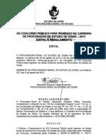 Edital Do Concurso Procurador Do Estado 2013