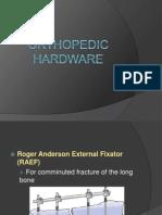 6.Orthopedic Hardware
