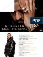 Digital Booklet - Kiss the Ring