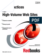 High-Volume Web Sites