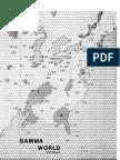 Use of Gamma World Artifact Use Chart Dragon Magazine #025