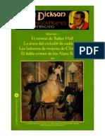 Jean Ray - Harry Dickson - Vol1