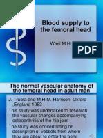 Blood Supply femurr