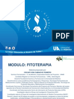 Introduccion a La Fitoterapia Modulo I
