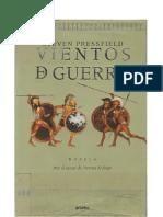 pressfield, steven - vientos de guerra - novela histórica