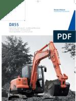 Doosan DX55