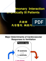 Heartlung Interaction